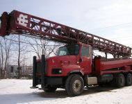 2001 Ingersoll-Rand TH60 #R1581