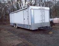 2003 Mobile Office Trailer #OE1015