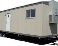 8 Bed Trailer #OE1021